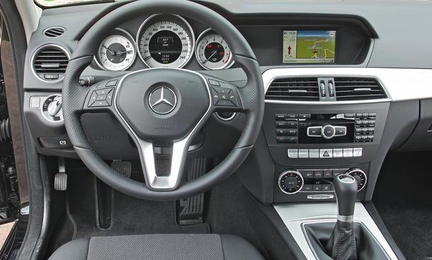 Kaufberatung Mercedes C Klasse W204 Alle Ausstattungen