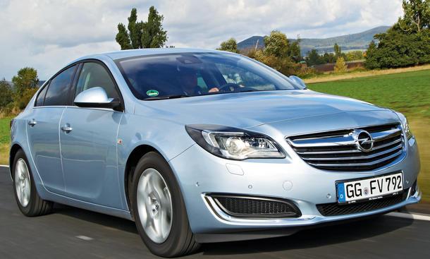 Kaufberatung Opel Insignia: Alle Ausstattungen, Motoren und Preise