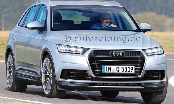 audi q5 neues modell 2016 2017 2018 best cars reviews. Black Bedroom Furniture Sets. Home Design Ideas
