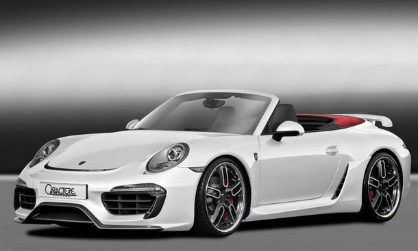 tuning caractere exclusive porsche 911 cabrio. Black Bedroom Furniture Sets. Home Design Ideas