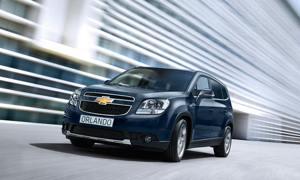 Chevrolet Rückzug Europa Opel Vauxhall General Motors