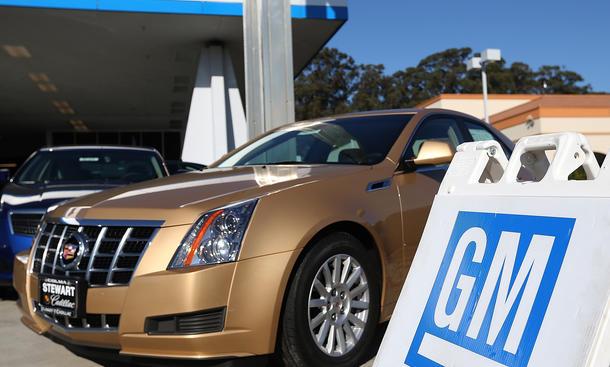 Mega-Rueckruf GM China General Motors SAIC Benzinpumpe