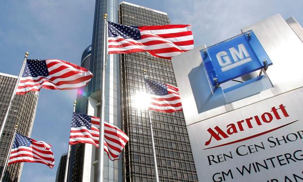General Motors Usa Verkaufen Restliche Gm Anteile