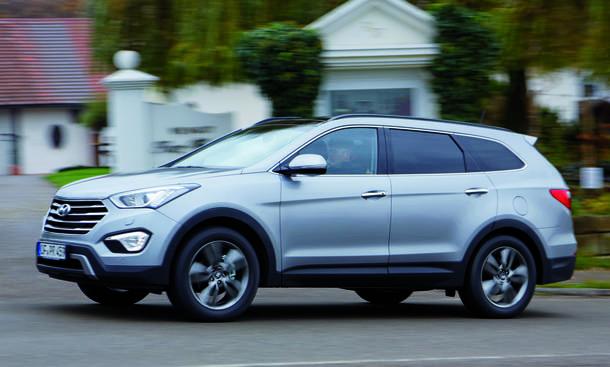 Hyundai Grand Santa Fe Siebensitzer Langversion Preis