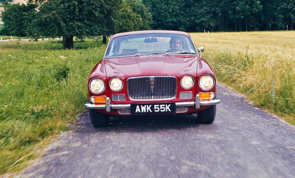Jaguar XJ12 Bilder technische Daten Oldtimer