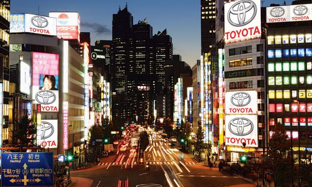 Automarkt Japan Kei Cars Elektroautos Und Hybride Im