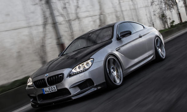 Manhart MH6 700 BMW M6 Coupe Tuning Bodykit Carbon