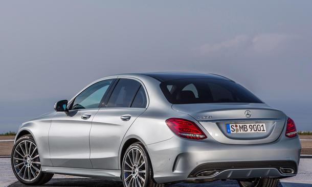Mercedes C-Klasse 2014 Produktion Absatz Deutschland China USA Südafrika
