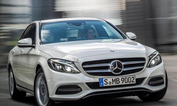 Mercedes C Klasse 2014 Preis Motoren Preise Grundpreis W205