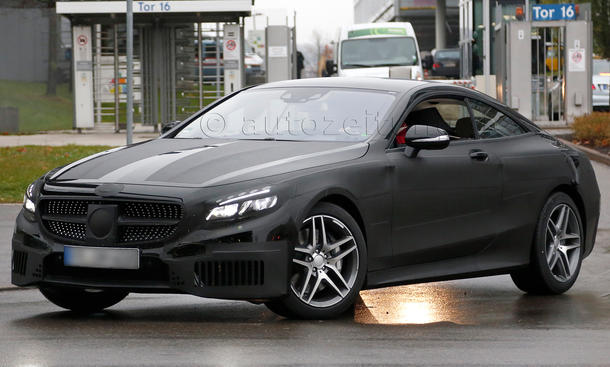 mercedes s 63 amg coup 2014 erlk nig zeigt luxus sportler bild 18. Black Bedroom Furniture Sets. Home Design Ideas