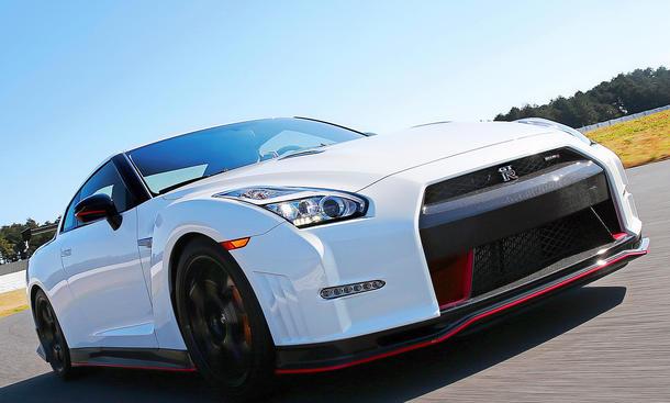 Fahrbericht Nissan GT-R Nismo 2014 Preis Technik