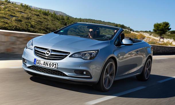 Opel Cascada 1.6 ECOTEC DIT Preis technische Daten Bilder Topmotorisierung