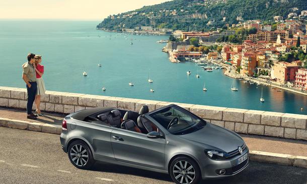 VW Golf Cabrio Karmann Sondermodell Edition Preis Cabriolet
