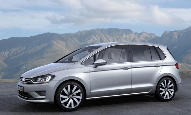 VW Golf Sportsvan Plus 2014 Preise Verkaufsstart