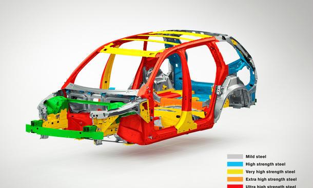 Volvo XC90 2014 Plattform SPA Karosserie Gelaendewagen Technik