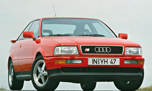 Audi Coupe S2 Kaufberatung Bilder technische Daten