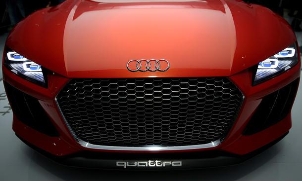 Audi Verkaufszahlen Absatz Verkäufe 2013 Rekord Premium