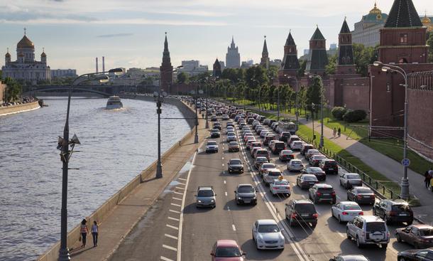Automarkt Russland Verkaufszahlen 2013 Europa Lada Wachstum
