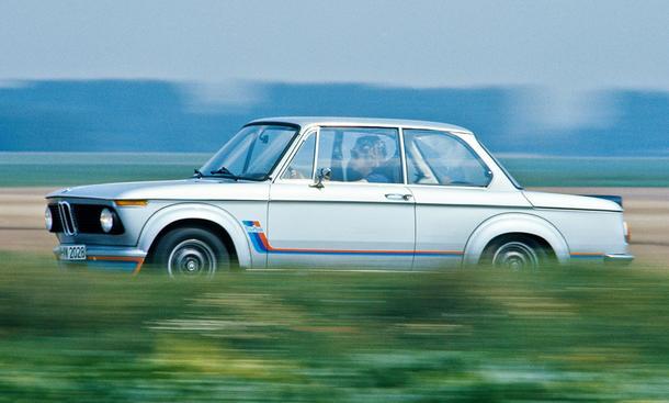 BMW 2002 Turbo Bilder technische Daten Oldtimer