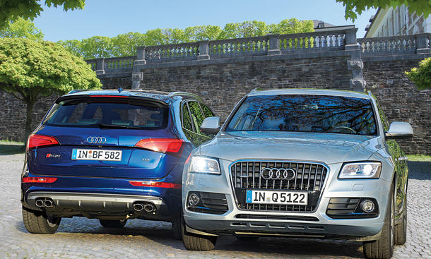 Bilder Audi Q5 Kaufberatung 2014 Aufmacher