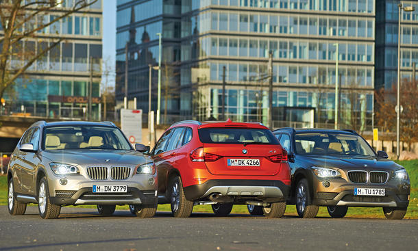 Bilder BMW X1 Kaufberatung 2014 Aufmacher