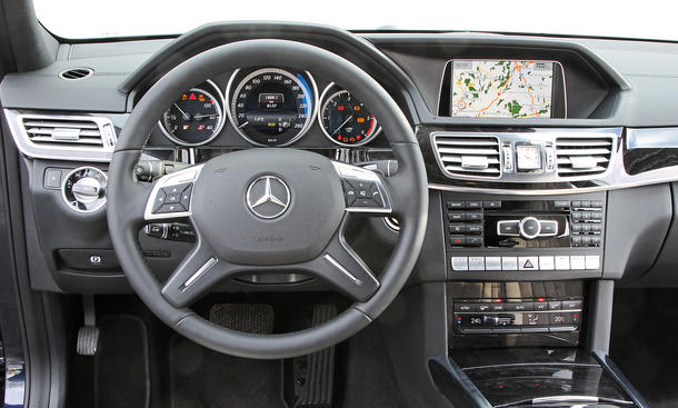 Technische Daten Mercedes E  Bluetec T Modell Von