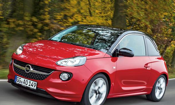 Bilder Opel Adam Aufsteiger Kauftipp Verkaufszahlen