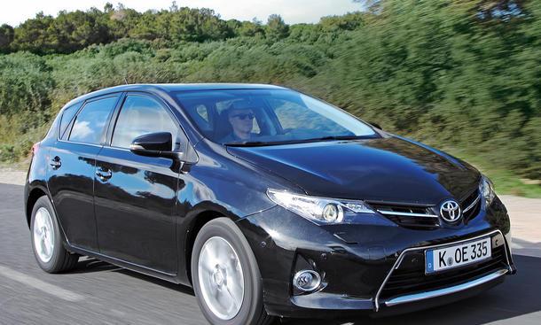 Bilder Toyota Auris Aufsteiger Kauftipp Zulassungsstatistik