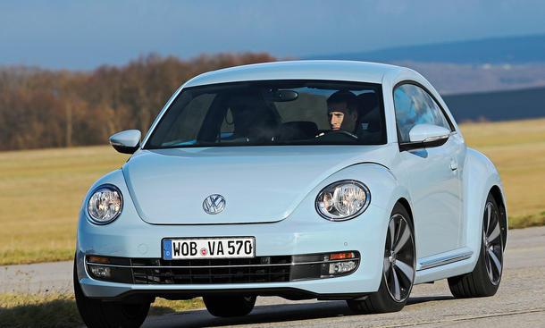 Bilder VW Beetle Aufsteiger Kauftipp Zulassungen
