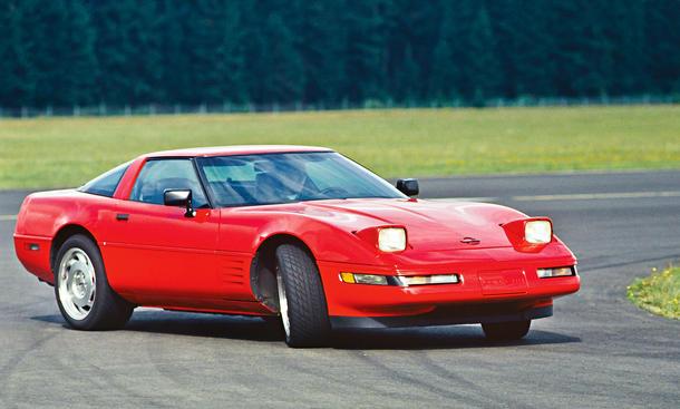 Chevrolet Corvette C4 Kaufberatung Bilder technische Daten