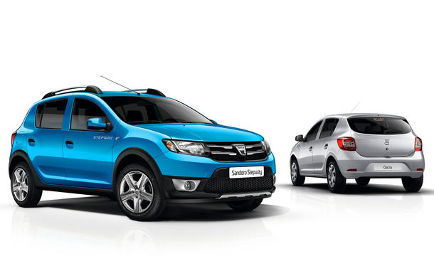 Dacia Sandero Preis 2014 Stepway Grundpreis reduziert