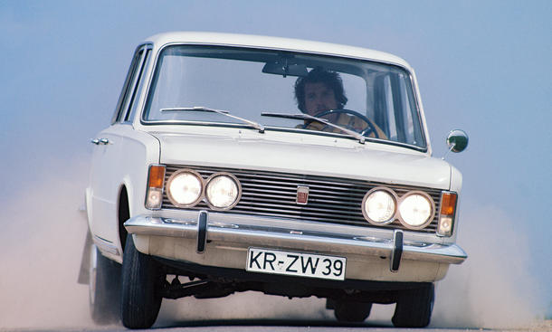 Polski-Fiat 125p Bilder technische Daten Oldtimer