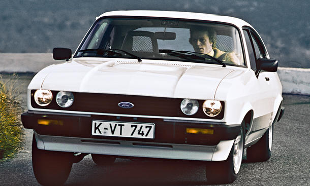 Ford Capri III Kaufberatung Bilder technische Daten
