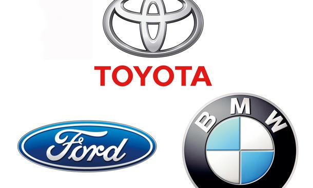 Toyota Ford BMW Forschungsausgaben Top Ten 2013 Wirtschaft Innovation