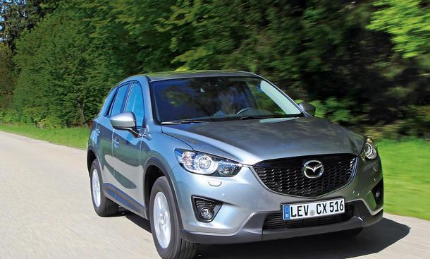 Mazda CX-5 Kaufberatung: Test, Ausstattungen, Motoren  Preise