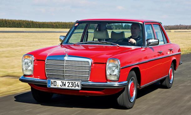 Mercedes 230.4 Bilder technische Daten Oldtimer