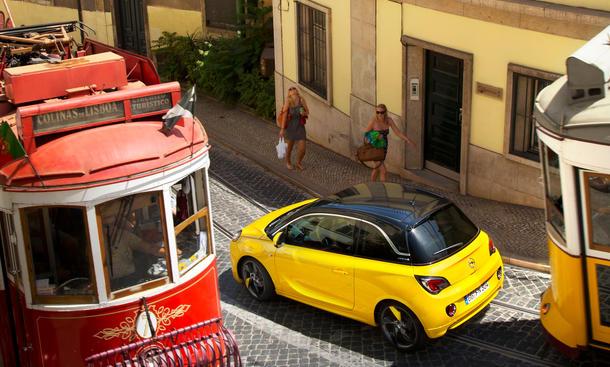 Opel Verkaufszahlen 2013 Marktanteil Europa Adam Vauxhall