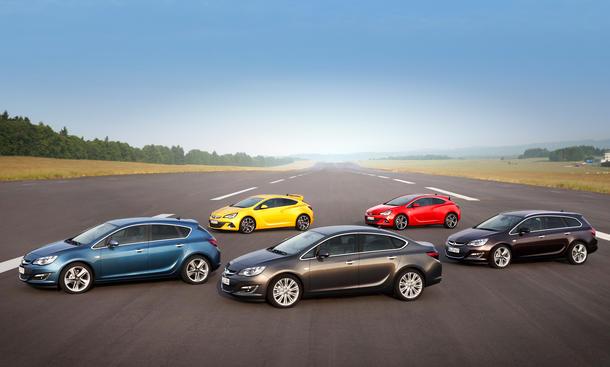 Opel Verkaufszahlen 2013 Absatz General Motors Wachstum Marktanteile