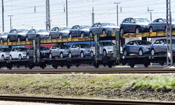 Pkw-Neuzulassungen 2013 Europa Verkaufszahlen USA China