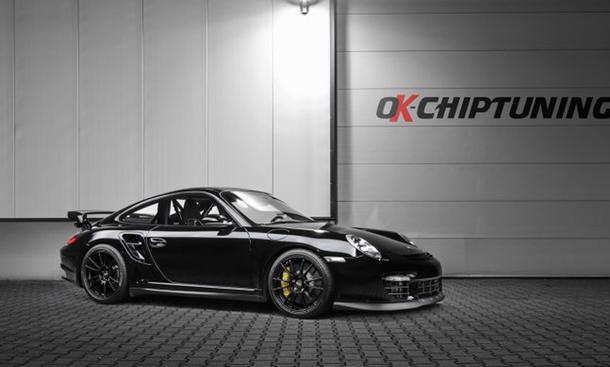 Porsche 911 GT2 Clubsport 997 OK-Chiptuning Bilder