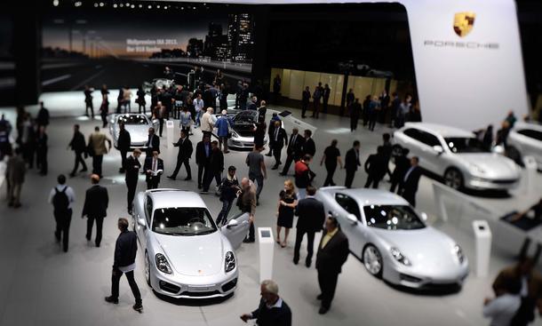 Porsche Verkaufszahlen 2013 Absatzrekord Prognose 2014