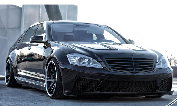 Pin Mercedes Tuning S Klasse Von Wald on Pinterest