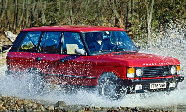 Range Rover Mk1 Kaufberatung Bilder technische Daten