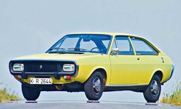 Renault 15 TS Bilder technische Daten Oldtimer
