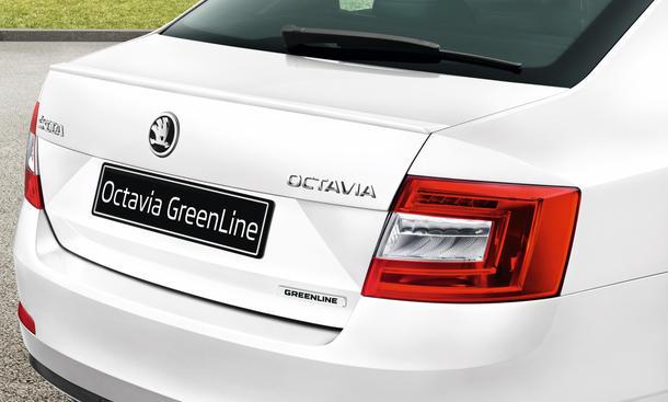 Skoda Octavia 1.6 TDI Greenline Preis Mittelklasse Limousine