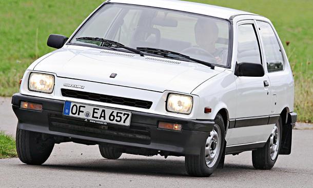 Suzuki Swift Fahrbericht Bilder technische Daten