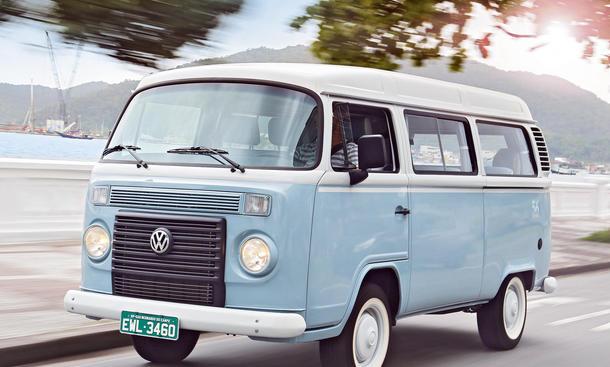 VW Kombi 1.4 Do Brasil Bulli Bilder technische Daten