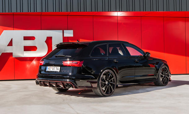 abt rs6 r tuning f r den audi rs 6 avant in genf 2014. Black Bedroom Furniture Sets. Home Design Ideas