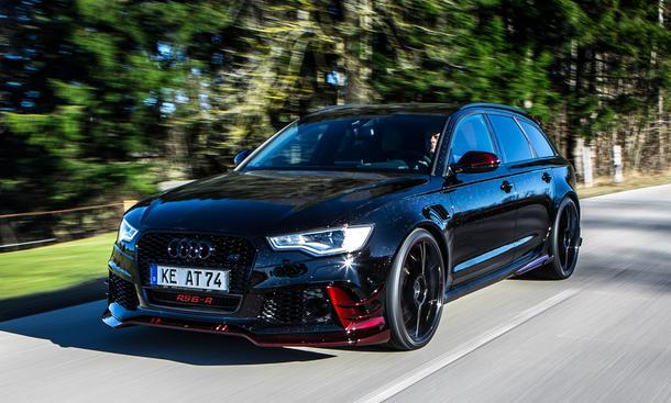 Abt Rs6 R Tuning F 252 R Den Audi Rs 6 Autozeitung De