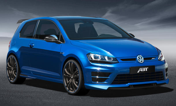 Abt VW Golf VII R 2014 Bilder Kompaktsportler Leistung